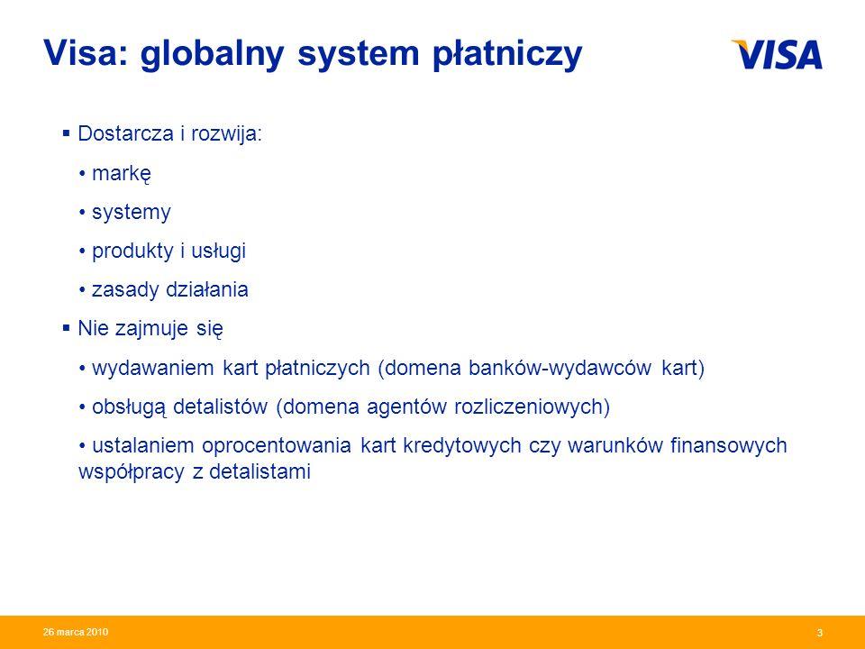 Visa: globalny system płatniczy