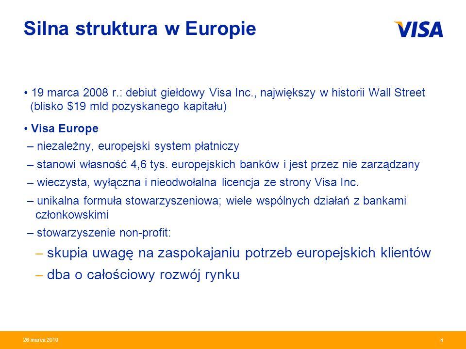 Silna struktura w Europie