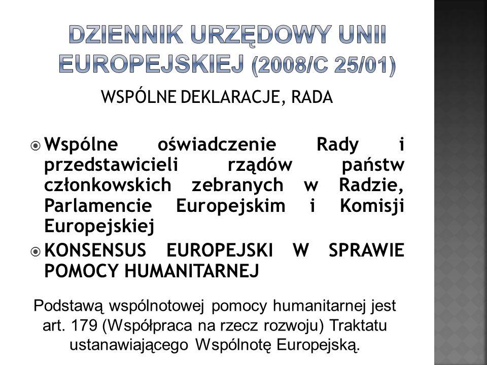 Dziennik Urzędowy Unii Europejskiej (2008/C 25/01)