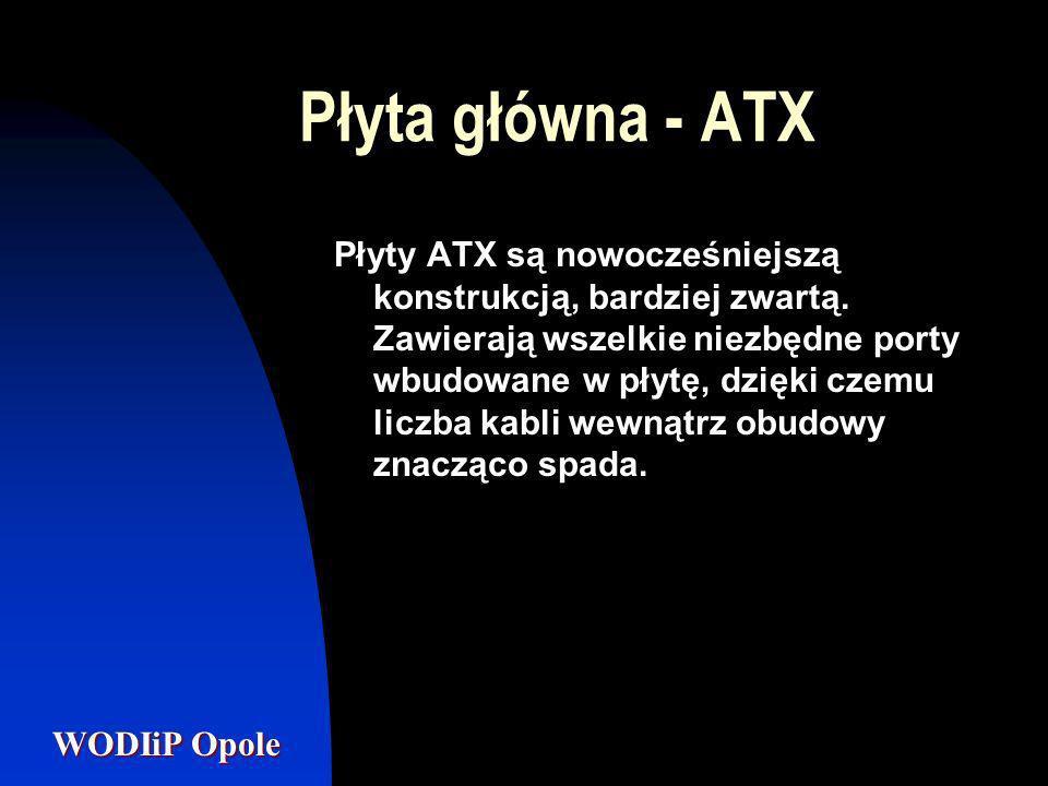 Płyta główna - ATX