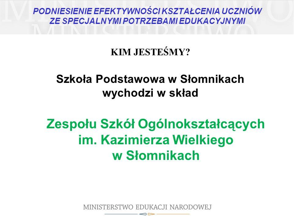 Szkoła Podstawowa w Słomnikach