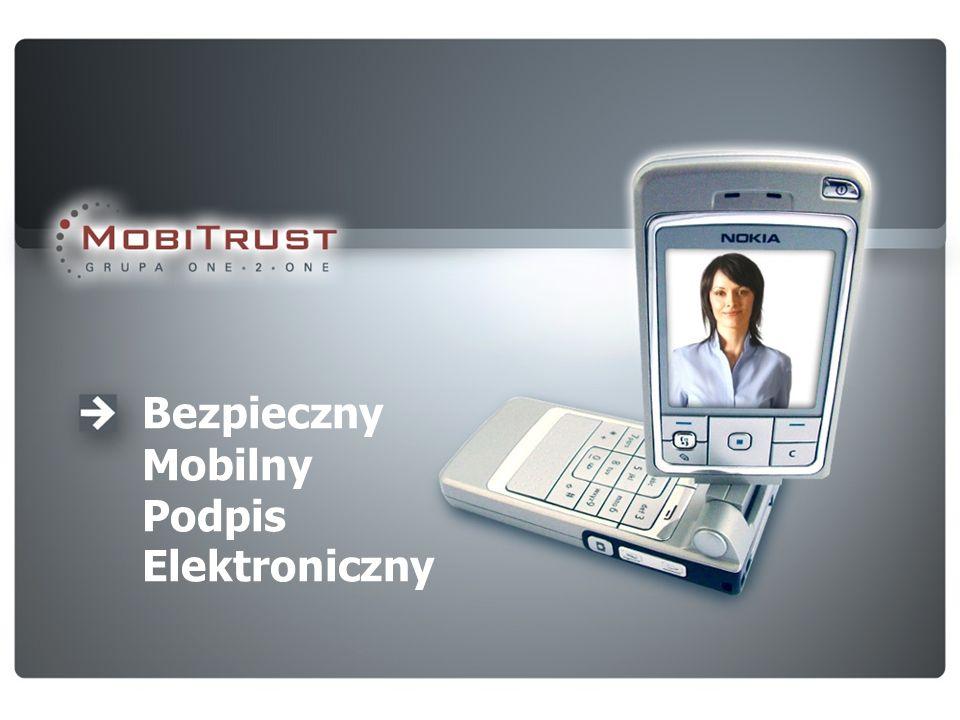 Bezpieczny Mobilny Podpis Elektroniczny