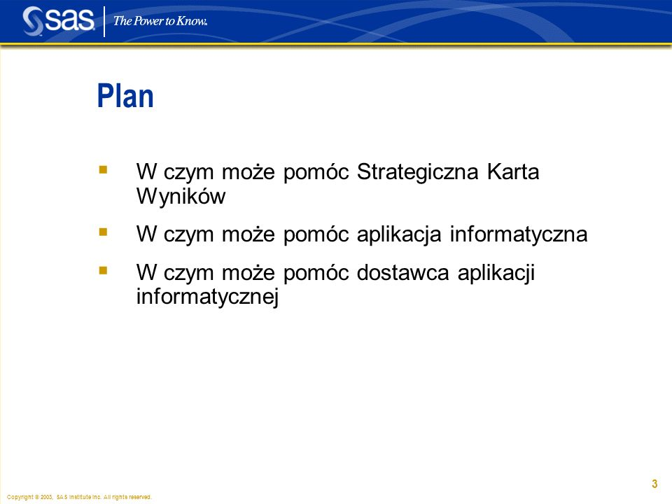 Plan W czym może pomóc Strategiczna Karta Wyników