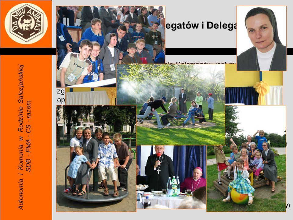 Mianowanie Delegatów i Delegatek