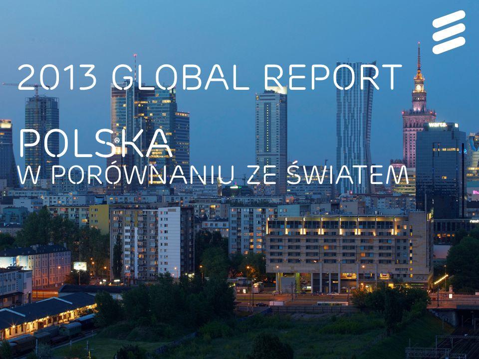 2013 Global Report- Polska w porównaniu ze światem