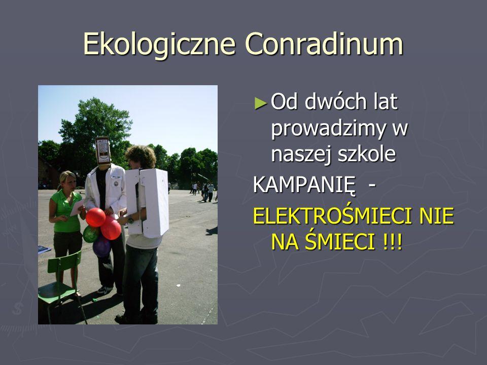 Ekologiczne Conradinum