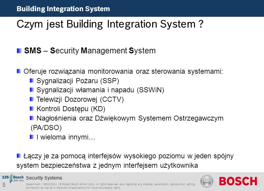 Czym jest Building Integration System