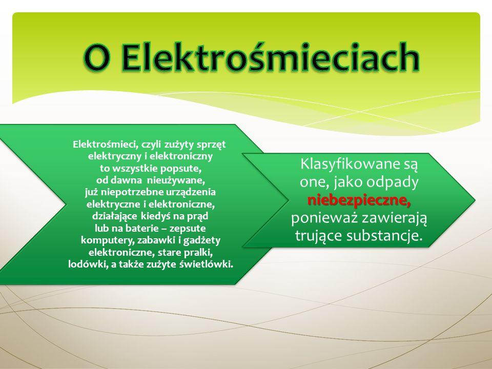 O Elektrośmieciach