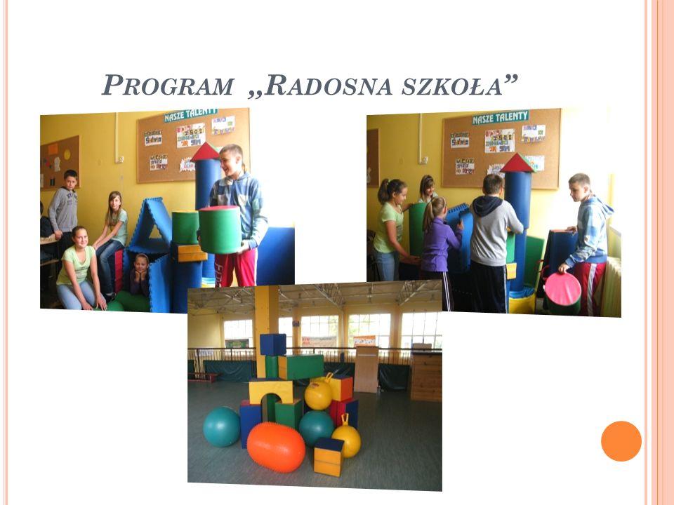 Program ,,Radosna szkoła