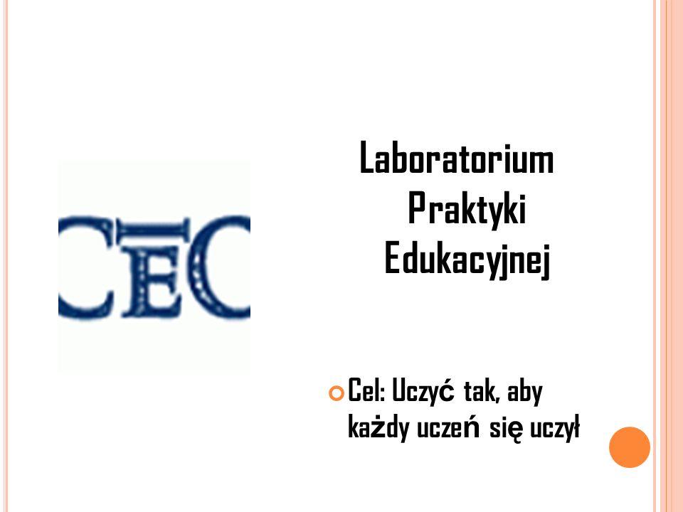 Laboratorium Praktyki Edukacyjnej