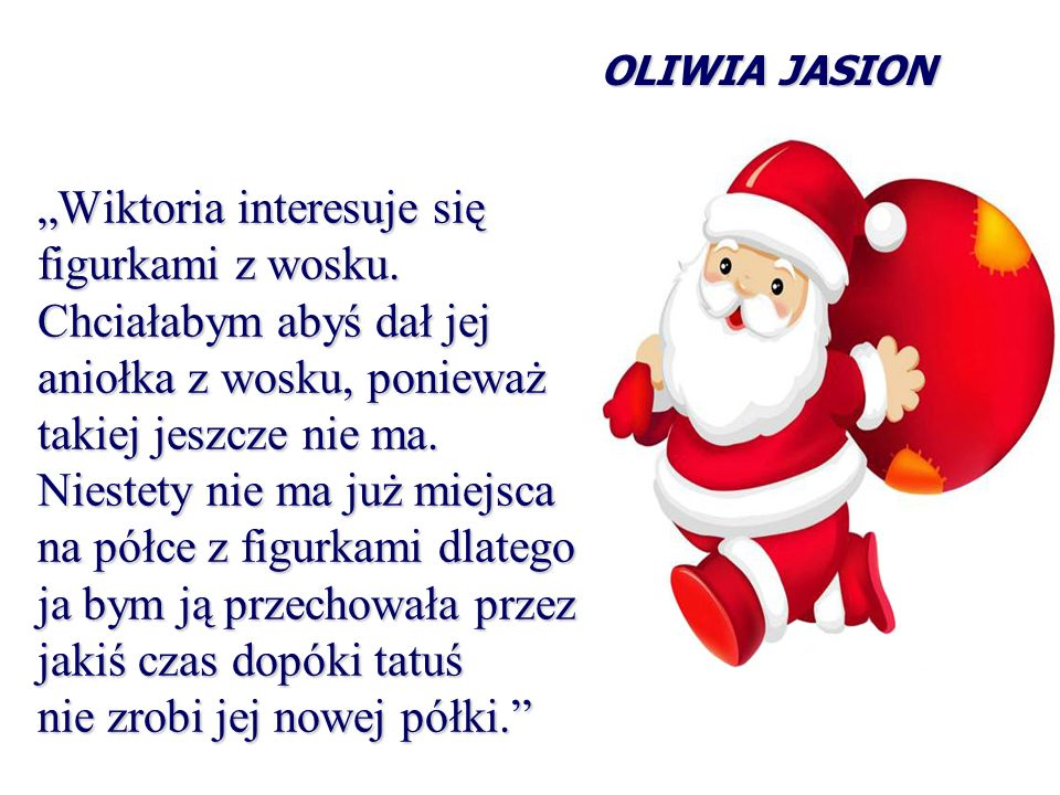OLIWIA JASION