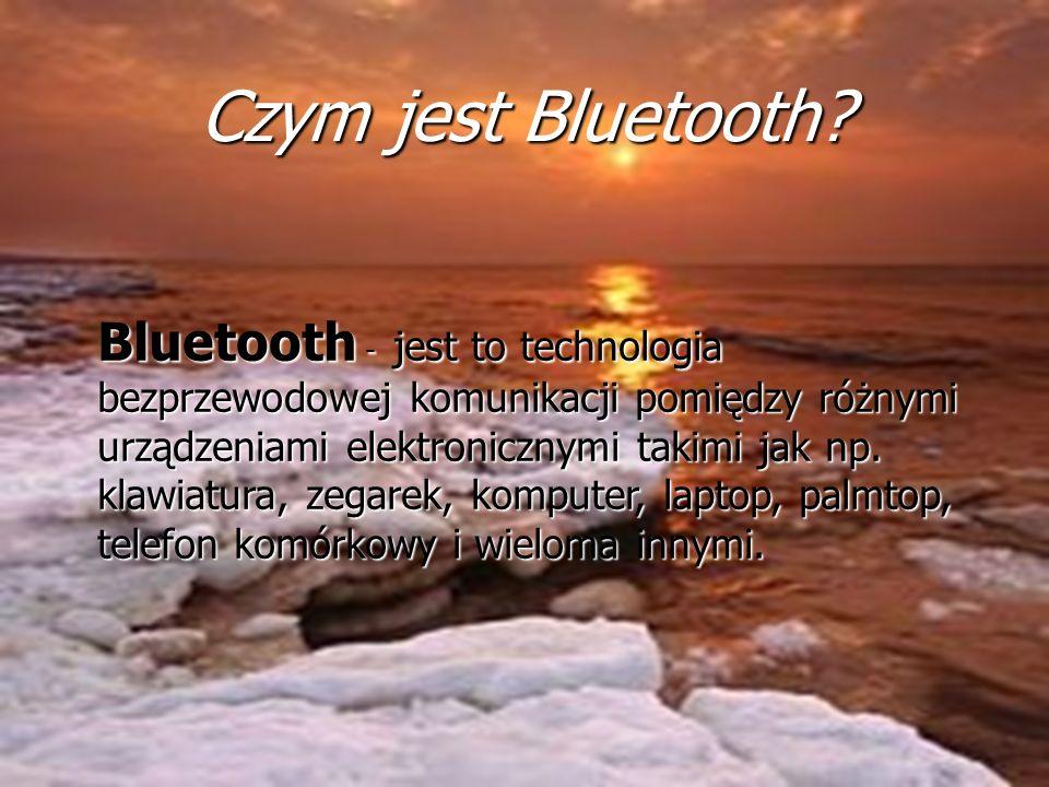 Czym jest Bluetooth
