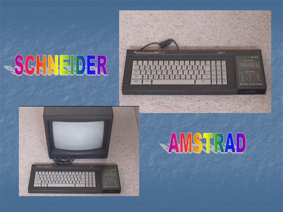 SCHNEIDER AMSTRAD