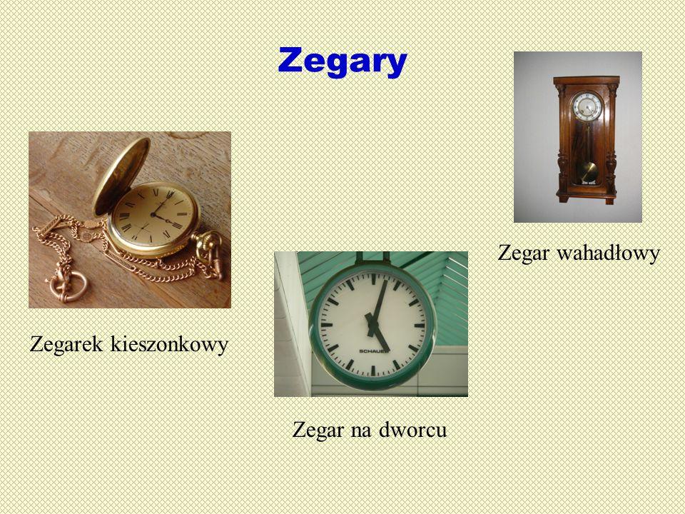 Zegary Zegar wahadłowy Zegarek kieszonkowy Zegar na dworcu