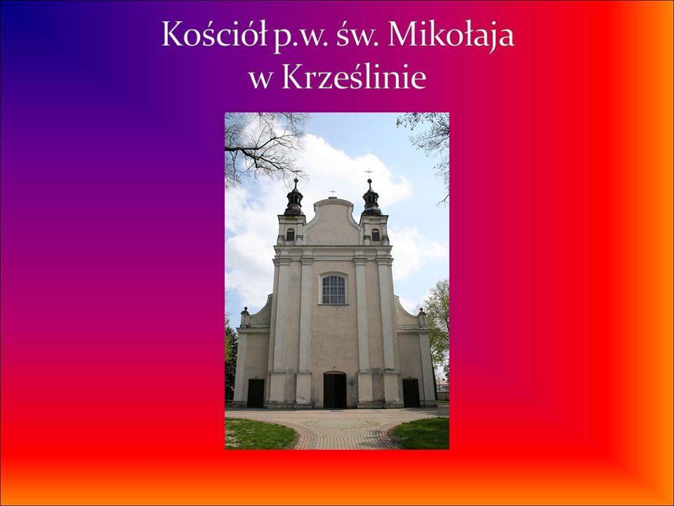 Kościół p.w. św. Mikołaja w Krześlinie