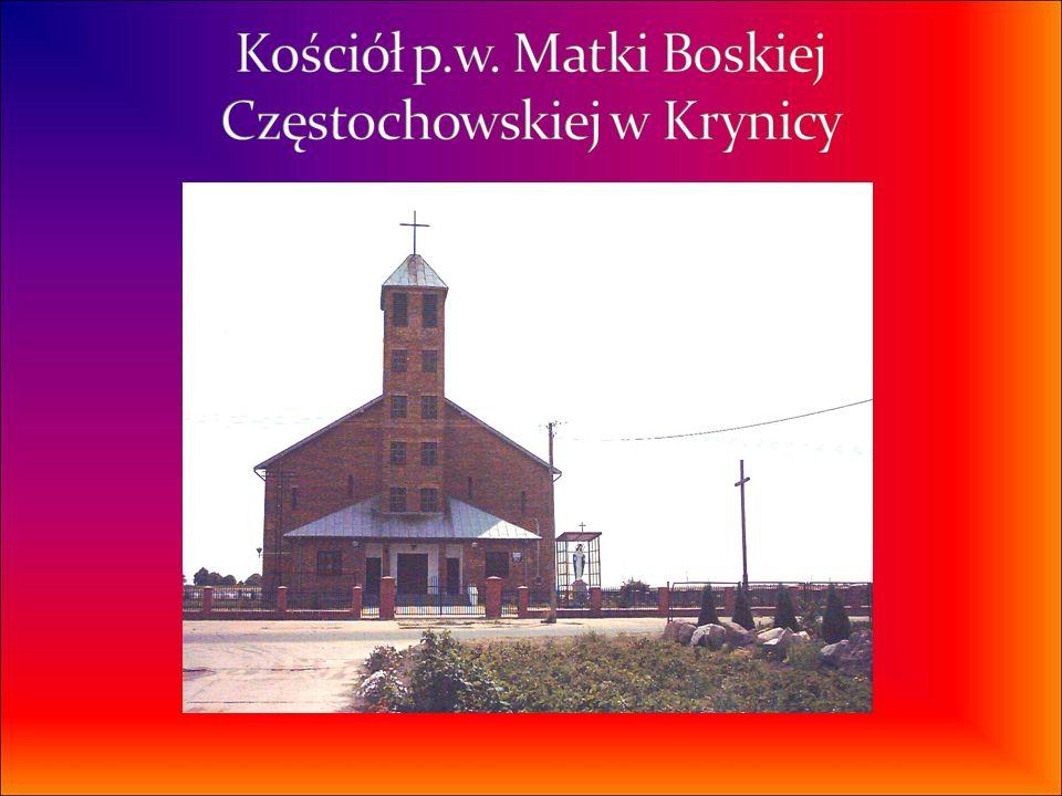 Kościół p.w. Matki Boskiej Częstochowskiej w Krynicy