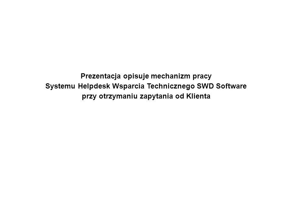Prezentacja opisuje mechanizm pracy