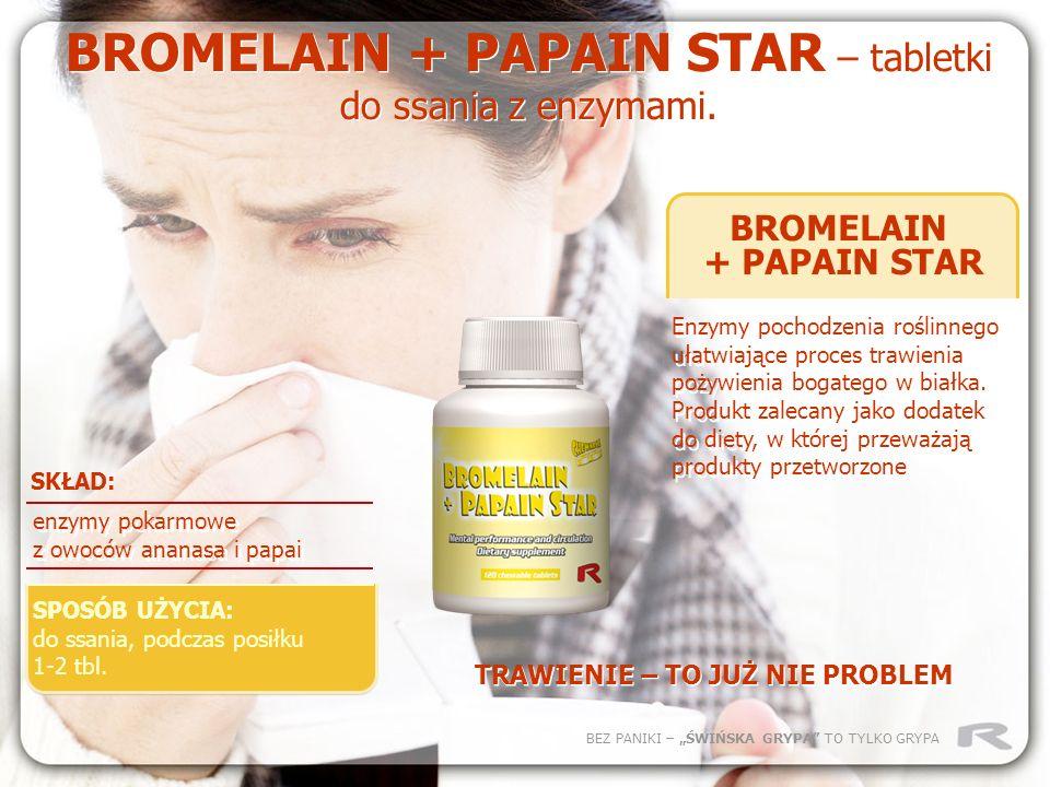 BROMELAIN + PAPAIN STAR
