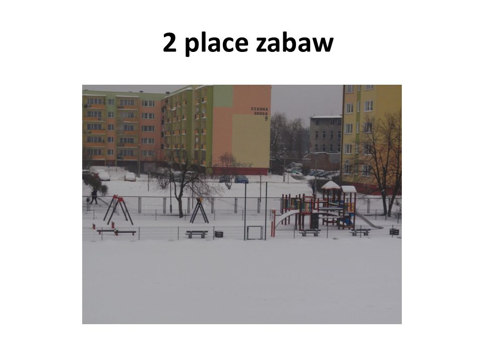 2 place zabaw