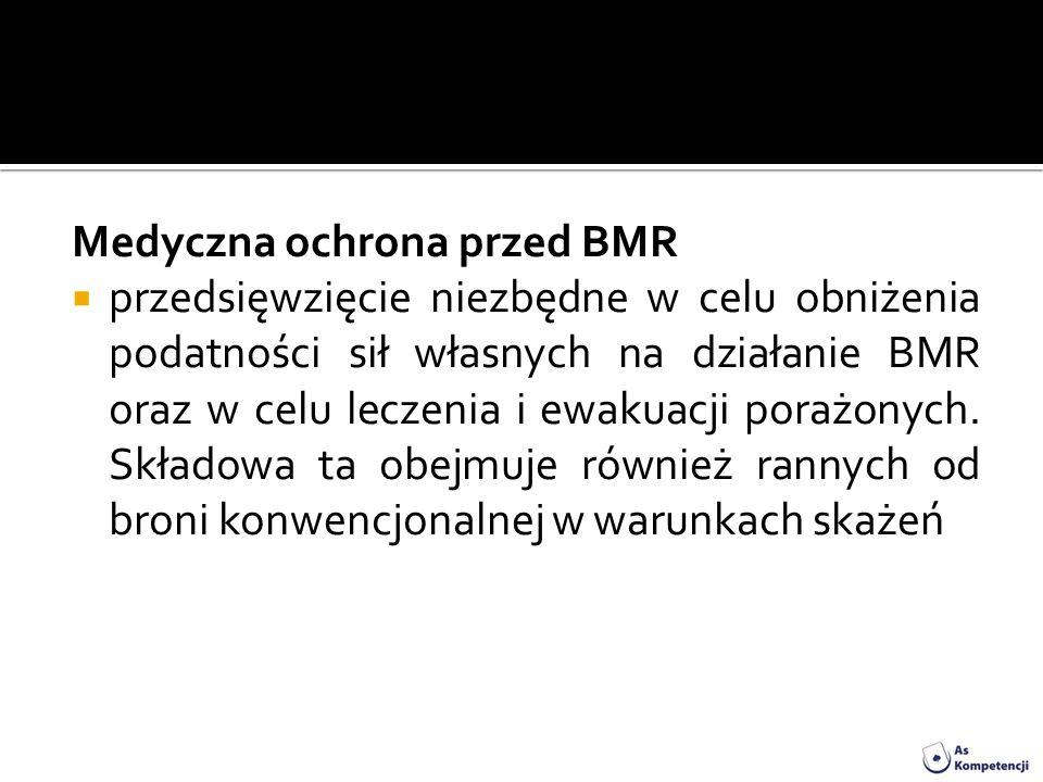 Medyczna ochrona przed BMR