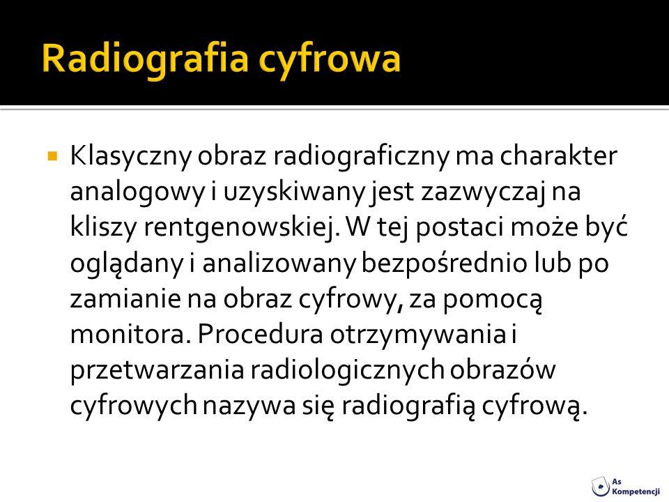 Radiografia cyfrowa