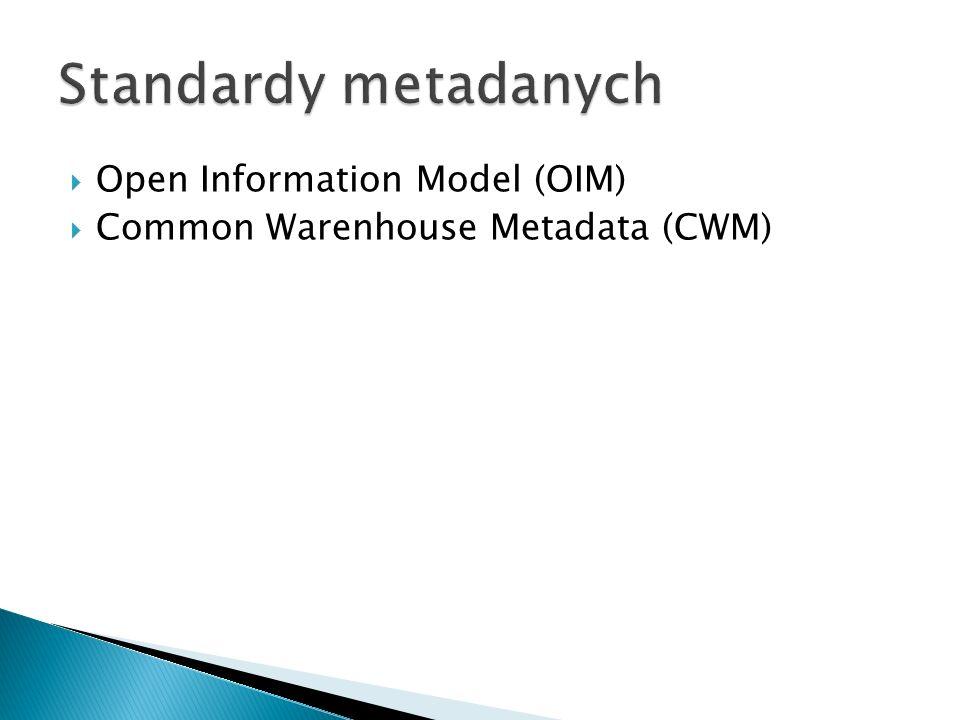 Standardy metadanych Open Information Model (OIM)