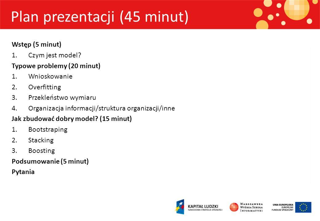 Plan prezentacji (45 minut)