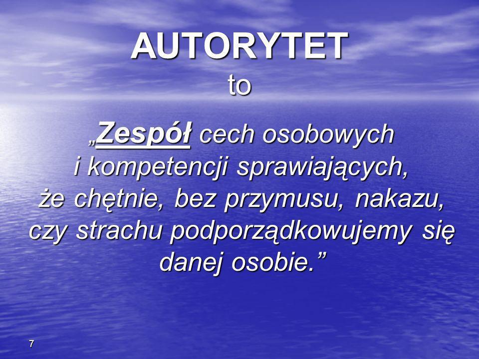 AUTORYTET to