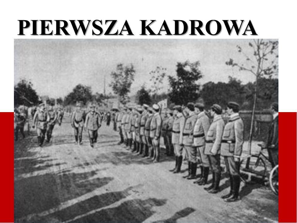 PIERWSZA KADROWA