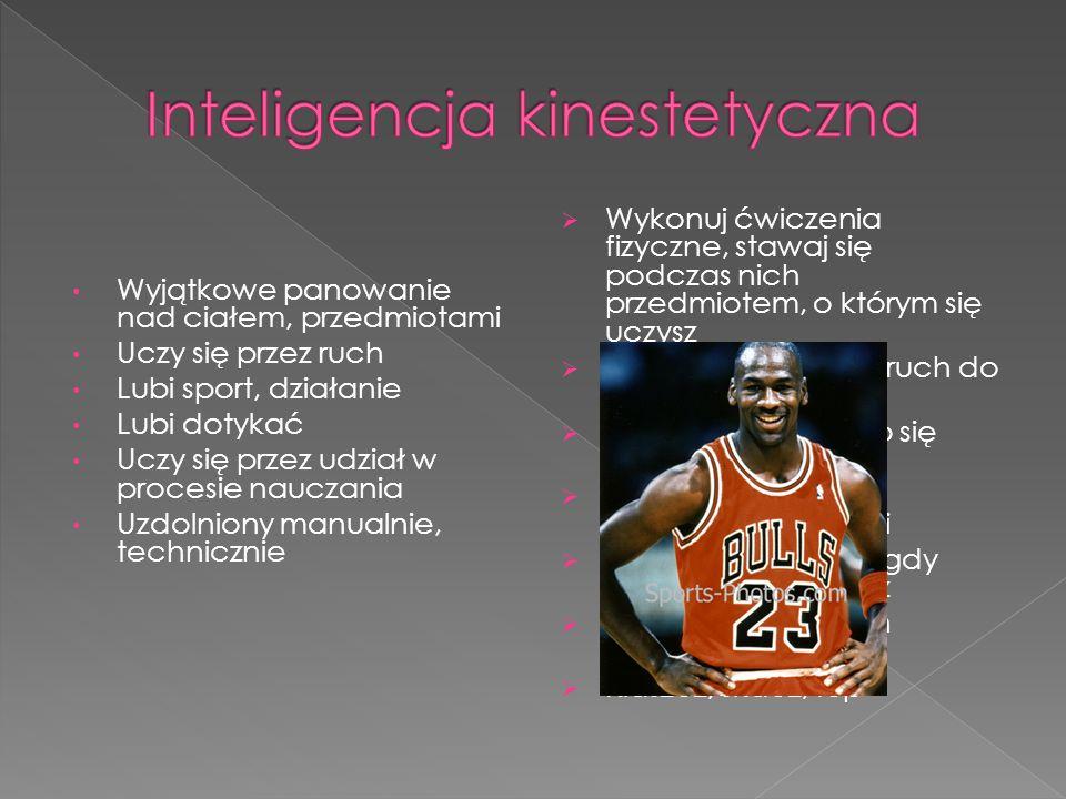 Inteligencja kinestetyczna