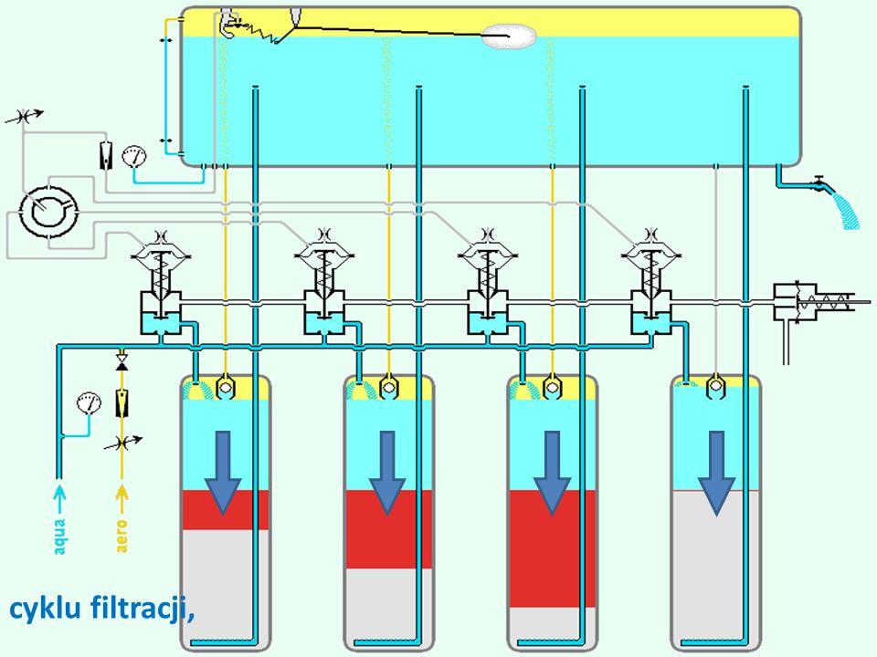 bf03 cyklu filtracji,