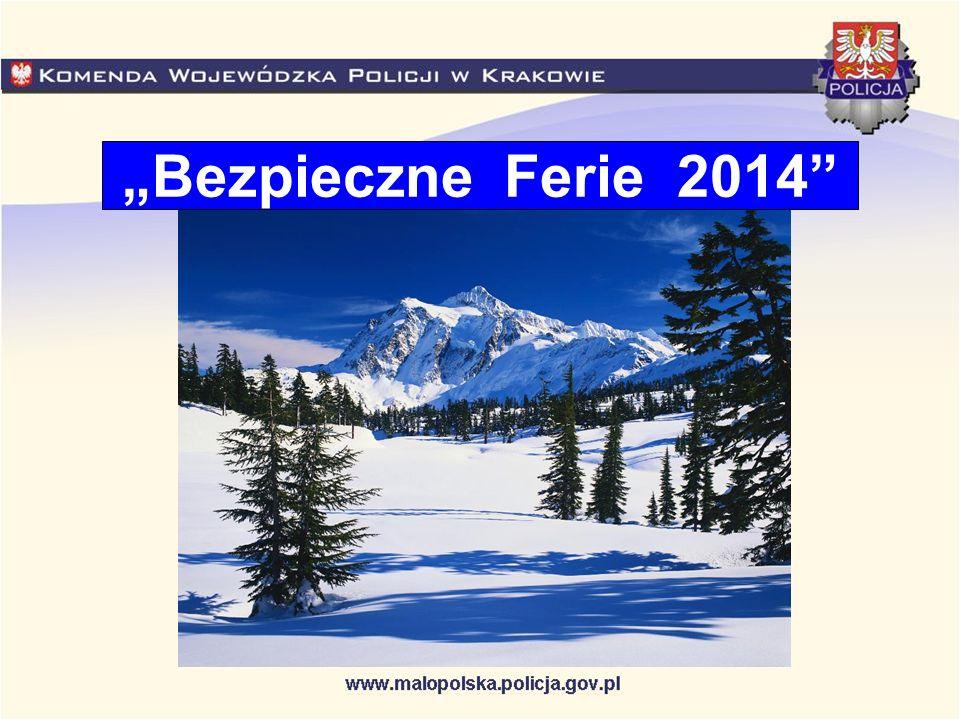 """""""Bezpieczne Ferie 2014 1"""