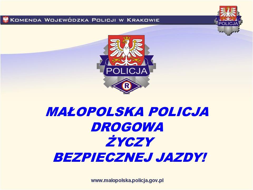 MAŁOPOLSKA POLICJA DROGOWA
