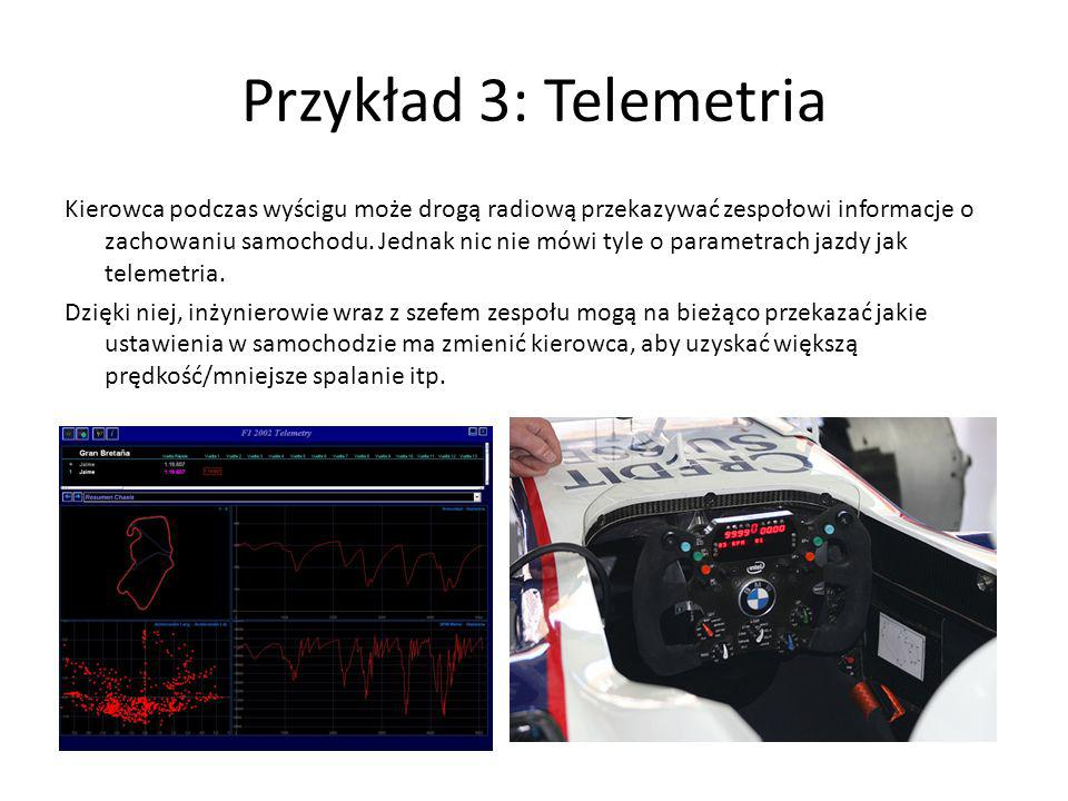 Przykład 3: Telemetria
