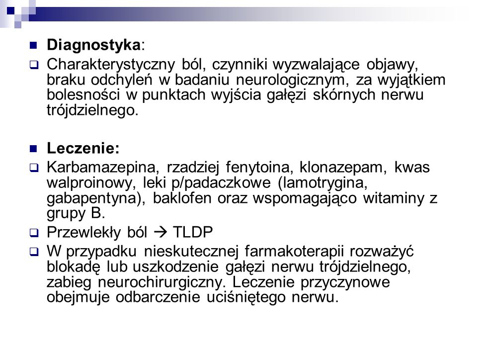 Diagnostyka: