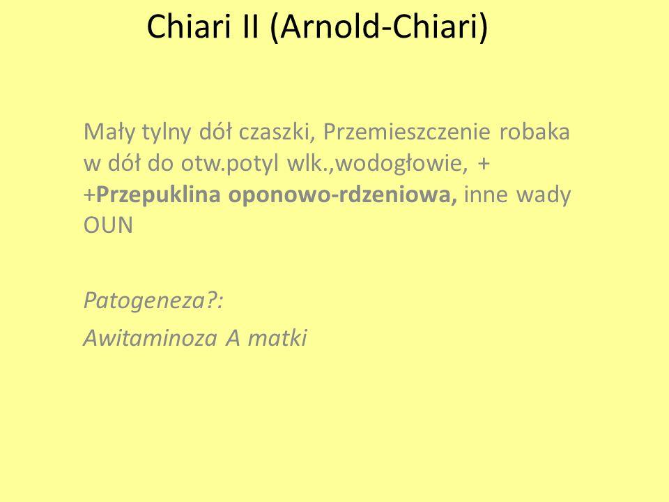 Chiari II (Arnold-Chiari)