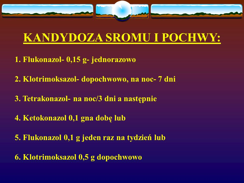 KANDYDOZA SROMU I POCHWY: