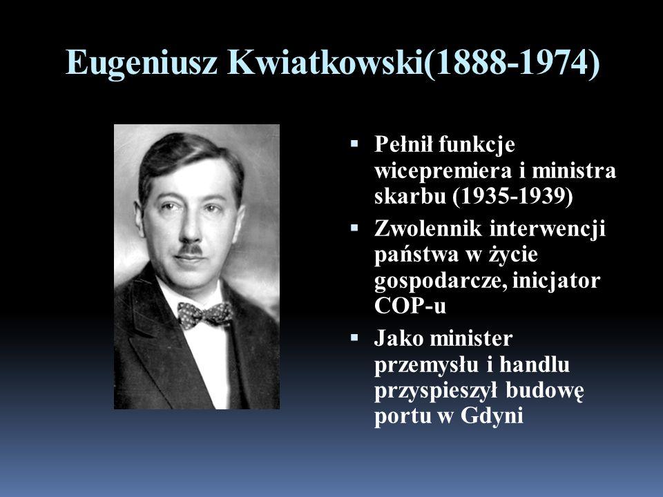 Eugeniusz Kwiatkowski(1888-1974)
