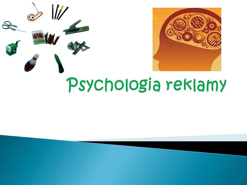 Psychologia reklamy