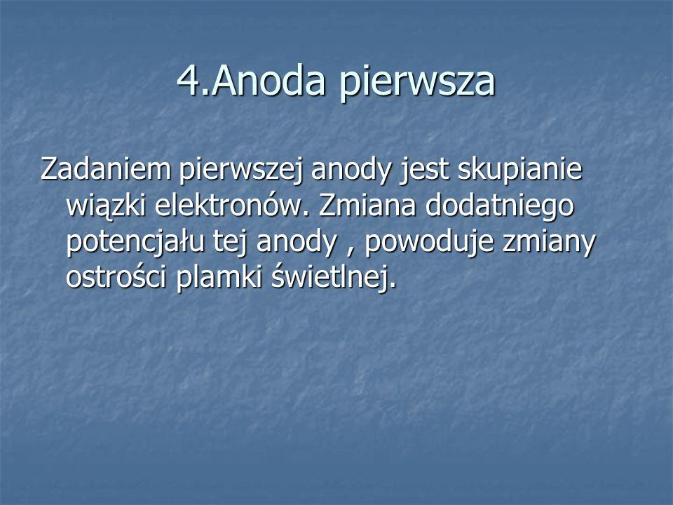 4.Anoda pierwsza