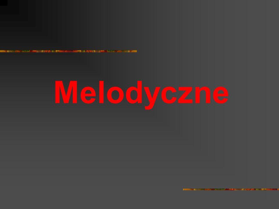 Melodyczne