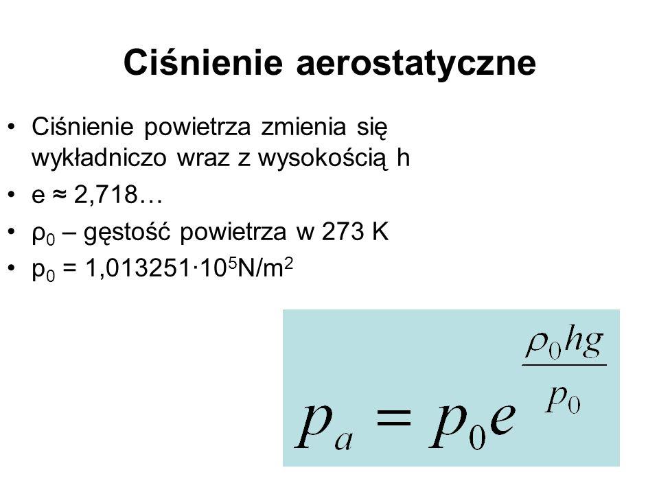 Ciśnienie aerostatyczne