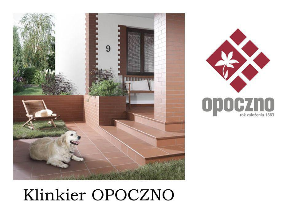SIMPLE red Klinkier OPOCZNO