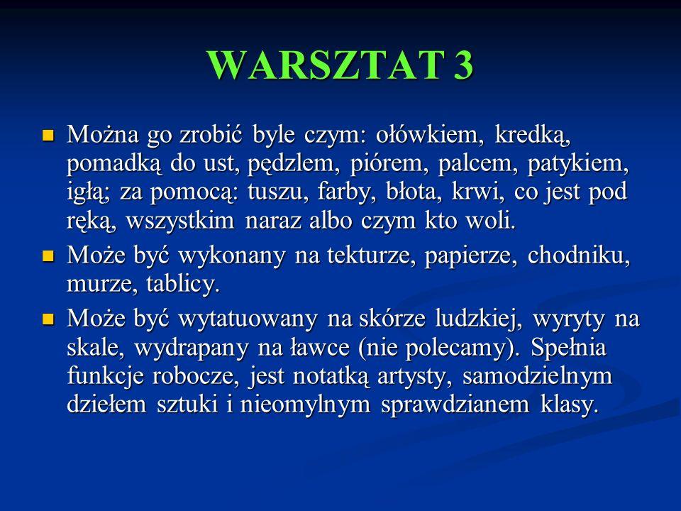 WARSZTAT 3