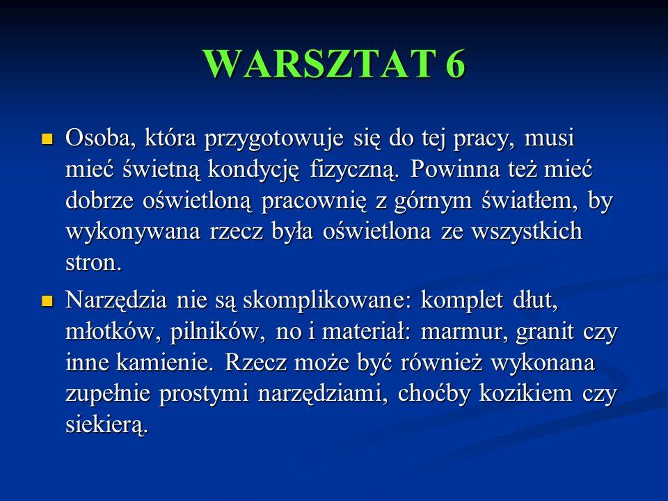 WARSZTAT 6