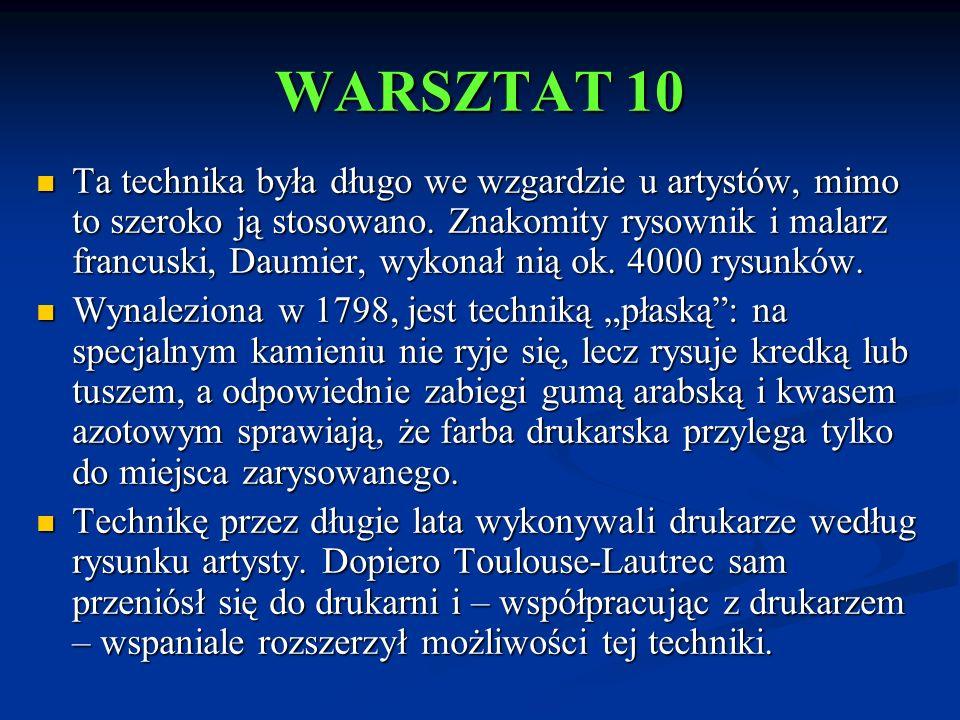 WARSZTAT 10