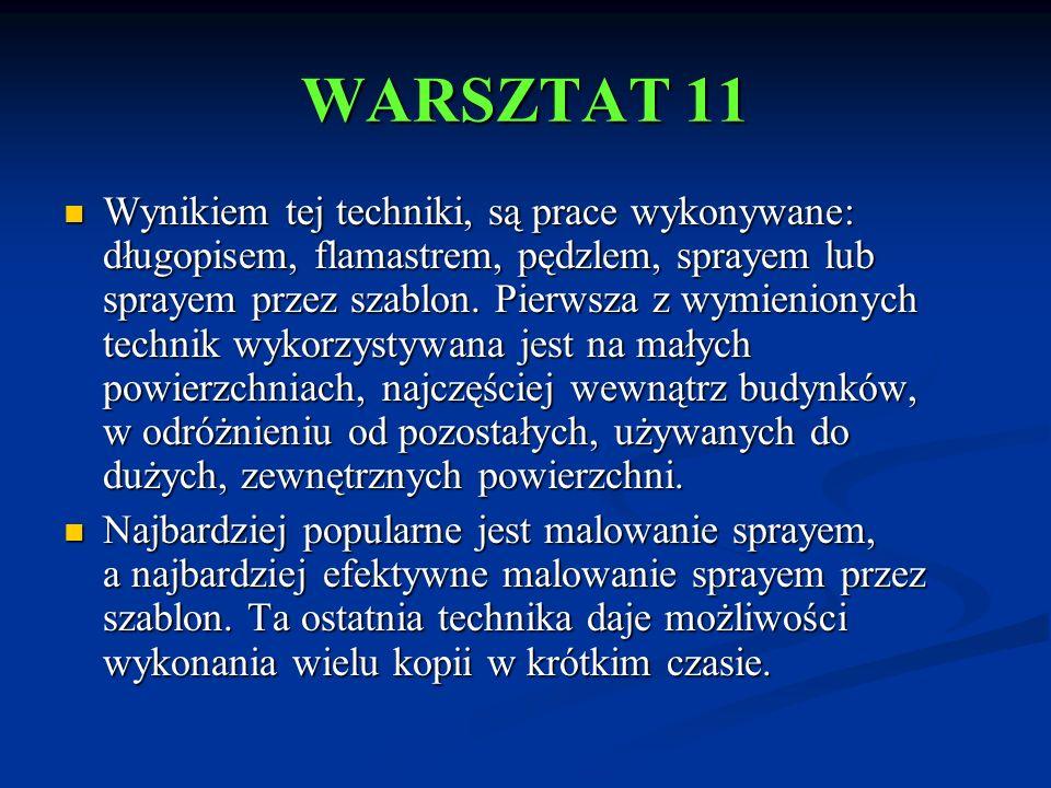 WARSZTAT 11