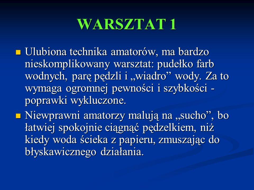 WARSZTAT 1