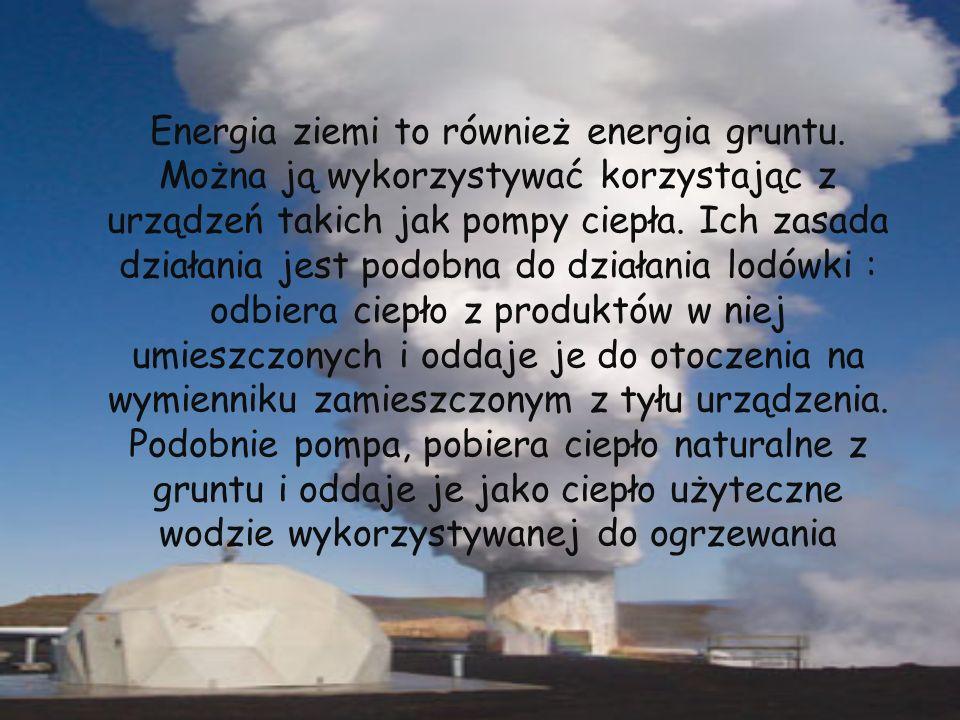Energia ziemi to również energia gruntu