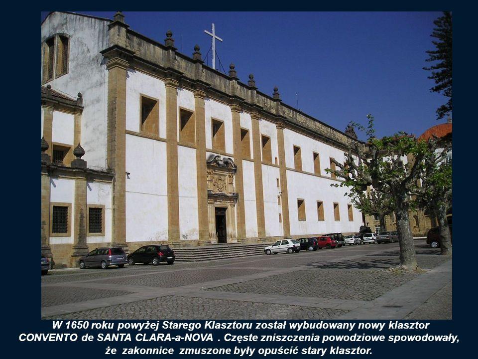W 1650 roku powyżej Starego Klasztoru został wybudowany nowy klasztor